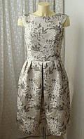 Платье красивое миди Miss Selfridge р.46 7059