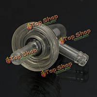 Универсальный мотоцикл право 90 угол топливного фильтра соответствует 1/4 6 мм-7 мм шлангопроводов