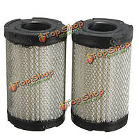 2 X воздушный фильтр для Текумсе 35066 мастеров lesco партнером ecv100