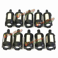 Фильтр 10шт топлива для триммеров зама-1 ZF ZF1 HOMELITE 49422