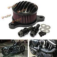 Очиститель воздуха впускной фильтр для Harley Спортстер XL883 XL1200 2004-2016