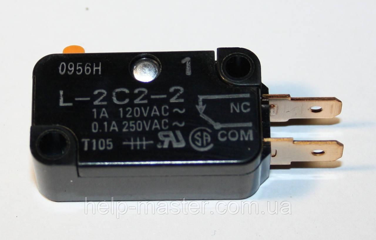 Микропереключатель для СВЧ L-2C2-2