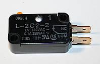 Микропереключатель для СВЧ L-2C2-2, фото 1