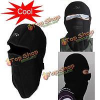 Зимние ветрозащитный руно Балаклаве маски череп шлем шляпа