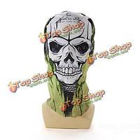 Череп CS маска ветрозащитная платок на велосипеде лицо маски защитные платки