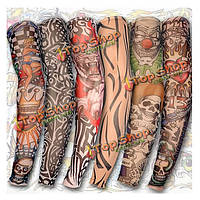 Тату рукава татуировки мужские нейлоновые 45 см