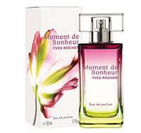 33013 Yves Rocher. Парфюмированная Вода Moment de Bonheur. Ив Роше  33013.