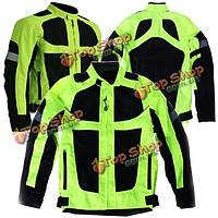 Гонки на мотоциклах Велоспорт весна&лето мотоциклетные куртки светоотражающий жилет Pro-велосипедиста