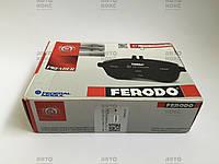 Тормозные колодки передние на ВАЗ 2101-07 Пр-во Ferodo