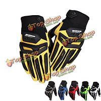 Полный палец спортивные перчатки мотоцикл защитное снаряжение мотокросс scoyco mx54