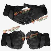 Спортивные охране труда углеродного волокна тактических полный палец перчатки