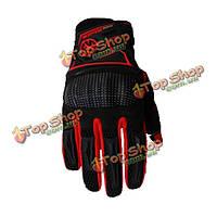 Полный палец нескользящей дышащий автоспорт перчатки scoyco mc23