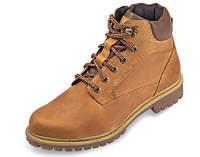 Мужские ботинки зимние МИДА 14717 из натуральной кожи