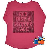 """Детский батник """"Pretty"""" , трикотажный , для девочки от 12-16 лет"""