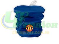 Флисовый горловик-шапка, бафф, гейтор Манчестер Юнайтед синий