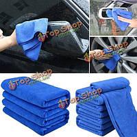 Микрофибра супер -абсорбент очистки сушки ткань авто мойки ТВ чище полотенце