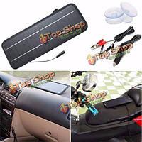 Портативное зарядное устройство резервного солнечные батареи панель для автомобиля шлюпки автомобиль 12v 5w