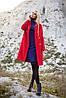 Демисезонное женское пальто Мадлен, фото 9