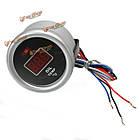 52мм красный цифровой дисплей температуры масла датчик с датчиком температуры фитинга комплект, фото 2