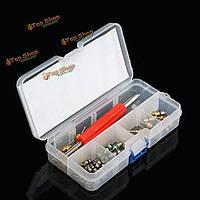 Машина r12 R134a AC кондиционер золотник 35 шт Инструмент для снятия ассортимент