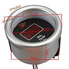 52мм красный цифровой дисплей температуры масла датчик с датчиком температуры фитинга комплект, фото 4