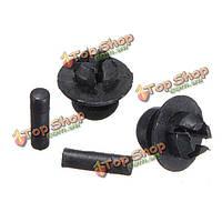 2 пластиковых полки для шляп шнур клепать ролики для Ситроен саксо ксара Пикассо