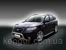 Кенгурятник Hyundai Santa Fe