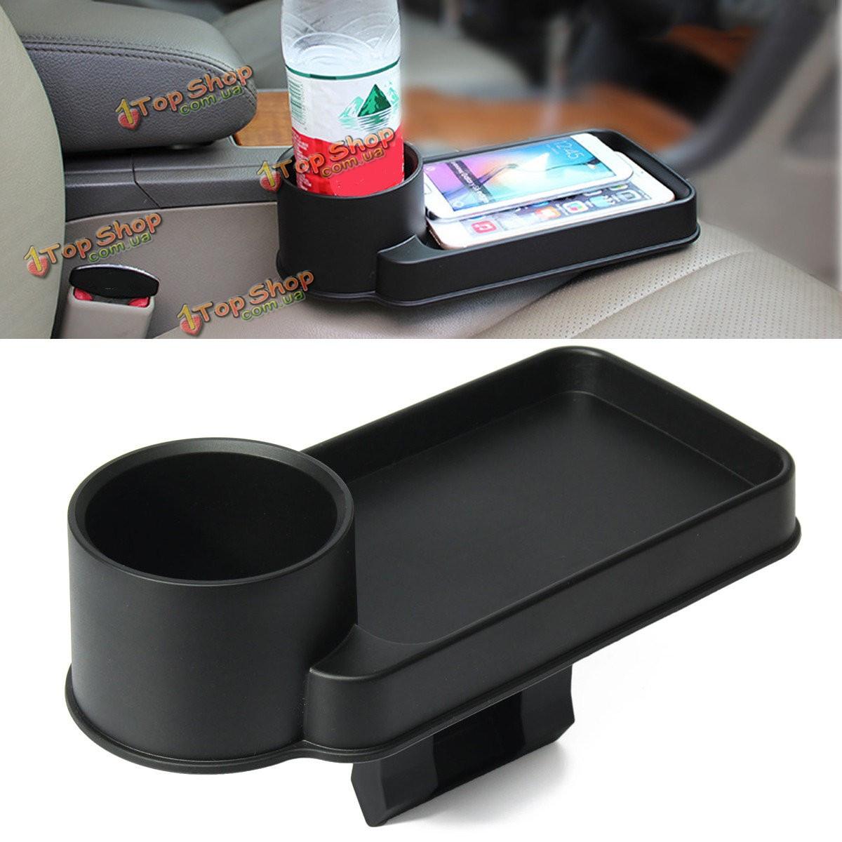Прочный черный чашка бутылки держатель для напитков напитка клин Автокресло авто грузовик крепление