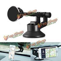 ABS из алюминиевого сплава с присоской магнитного впитывают автомобильный держатель навигации телефона