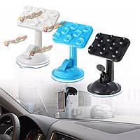 ABS 360° автомобиля присоска держатель лобовое стекло приборной панели кронштейн для мобильного телефона GPS