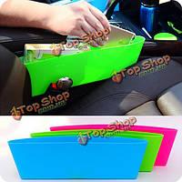 Автокресло организатор ящик для хранения ящик для хранения щелевая извозчик окно разрыв карман для хранения