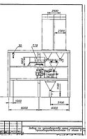 Линия фасовки сухих строительных смесей