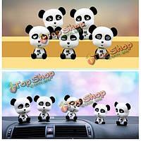 Coola мультфильм Bearcat автомобиль аксессуары для интерьера украшение подарок окрашены уклонение клей