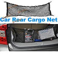 90x35см универсальный автомобиль внедорожник грузовой автомобиль грузовой задний камера хранения багажа эластичная сетка сетка комплект