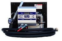 Топливная колонка (ТРК) WALL TECH 60 л/мин, 24В для заправки дизтоплива со счетчиком