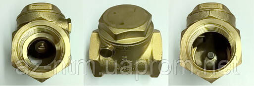 """Лепестковый обратный клапан отопления ITAP 1"""""""