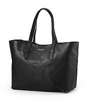 Elodie details сумка для мам - Black Leather (кожаная), фото 1