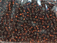 Бисер PRECIOSA CZECH 10/0 первый сорт 467/17140 огонек с квадр серединкой 10 гр/ 50 гр