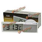 Прозрачные автомобили термометр автомобильный термометр всасывания типа чашки osculum, фото 5