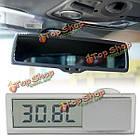 Прозрачные автомобили термометр автомобильный термометр всасывания типа чашки osculum, фото 7