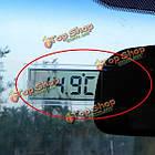 Прозрачные автомобили термометр автомобильный термометр всасывания типа чашки osculum, фото 9