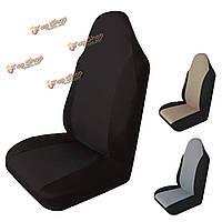 Универсальный автомобиль передний задний чехлы на сиденья подушки площадку для кроссоверов сув седан