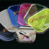 Полу прозрачное Non Slip с защитой от сотрясений автомобиля мат Pad кузен