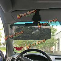 Автомобиль ван оттенок солнца расширение козырек блики зеркало окно солнцезащитный крем