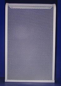 Декоративная решетка на чугунную батарею 5 секции