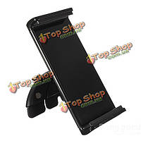 10-дюймов регулируемый автомобильный CD слот мобильный держатель стенд для GPS планшет