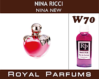 Духи Royal Parfums (рояль парфумс)Nina Ricci «Nina New» (Нина Риччи Нина нью)  50 мл №70