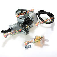 22мм серая карбюратора карбюратор для Honda XR и-50 крт-50 ХС-70 ирф-70
