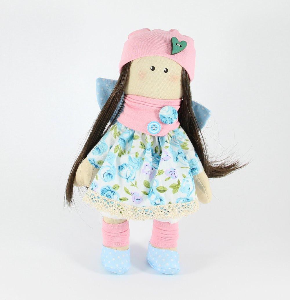 Кукла-фея «Голубой цветок», Sunny Bunny