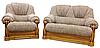 """Классическое кресло """"Граф 4090"""" (102 см), фото 4"""